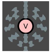 Electron Orbital Diagram Worksheet besides Vanadium Electron ...